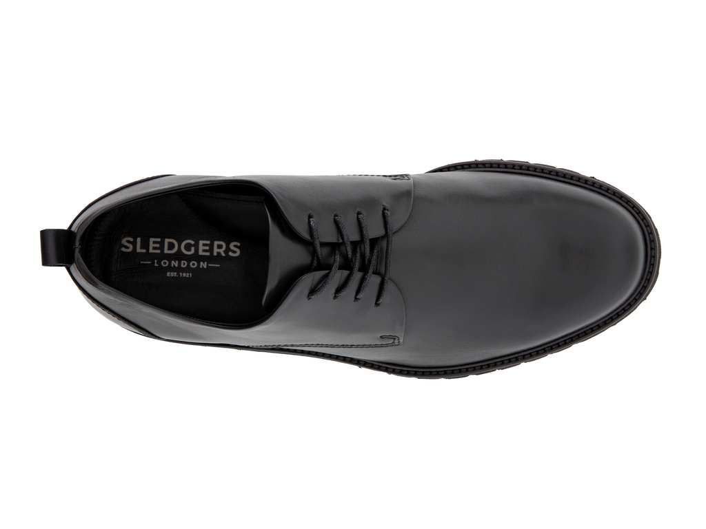 ATLANTA: Men's Handmade Leather Shoes - Sledgers