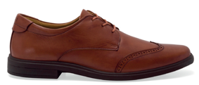 ACCENT: Men's Handmade Leather Shoes - Sledgers