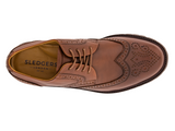 DENVER: Men's Handmade Leather Shoes - Sledgers