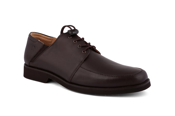 EDMOND LEATHER SHOES - Sledgers