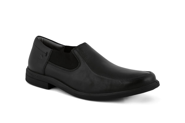 ERROL LEATHER SHOES - Sledgers