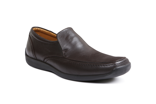 ETERN LEATHER SHOES - Sledgers