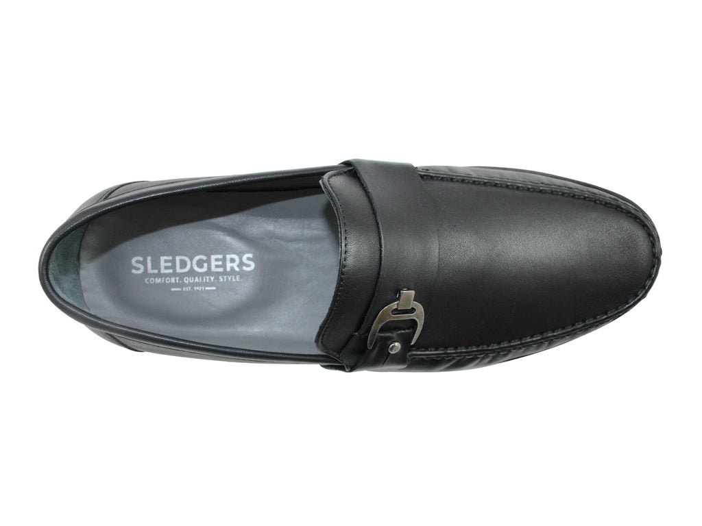 HUNTSVILLE: Men's Handmade Leather Loafer - Sledgers
