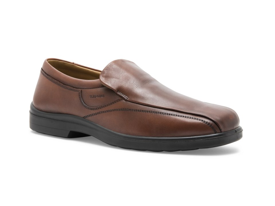 INVENT: Men's Handmade Leather Shoes - Sledgers