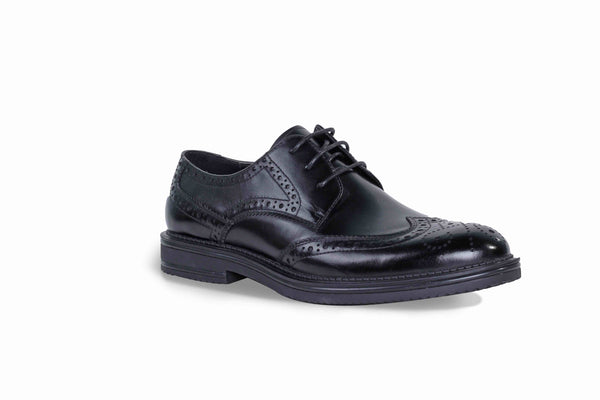 KALI LEATHER BROGUES - Sledgers