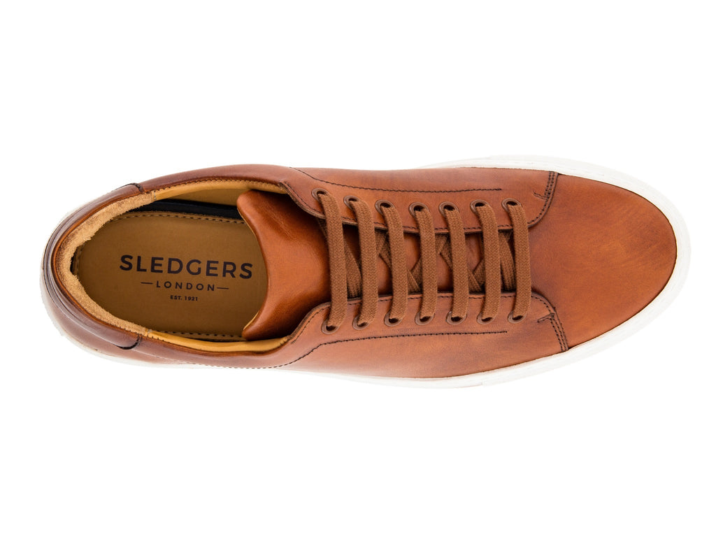 MONTEREY: Men's Handmade Leather Shoes - Sledgers