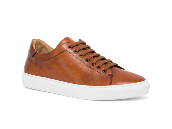 MONTEREY LEATHER CASUAL SHOE - Sledgers