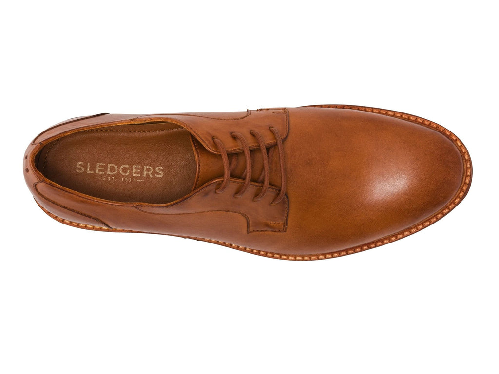 PERPIGNAN: Men's Handmade Leather Shoes - Sledgers