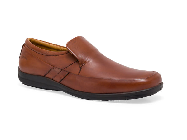 RING LEATHER SHOES - Sledgers