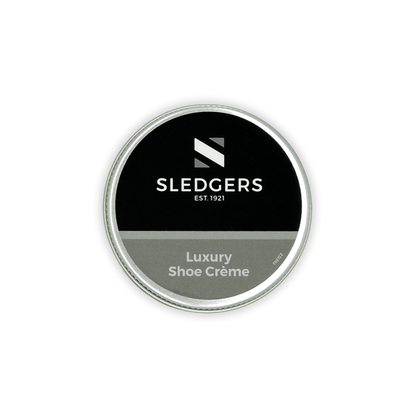 Sledgers Shoe Care - Dark Brown Luxury Shoe Cream