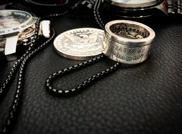 Alchemy US Coin Rings