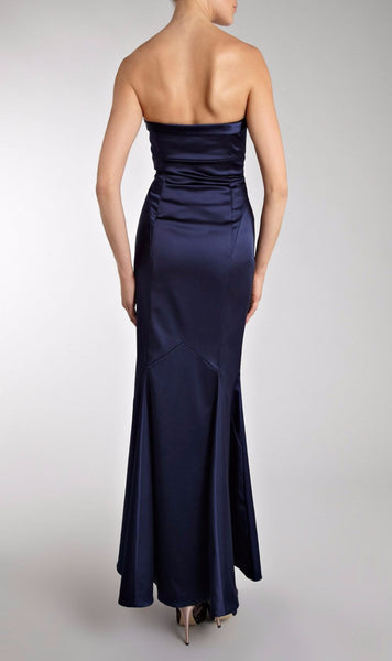 Navy Coast Dress