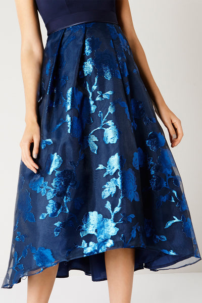Navy Zahara Roccabella Dress