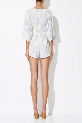 Ophelia Cross Playsuit