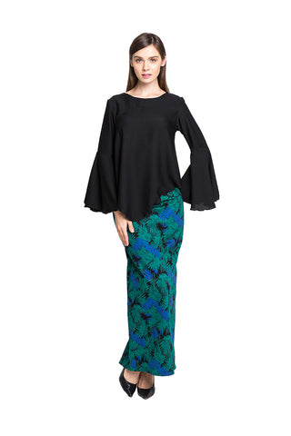 Angie Kurung in Black