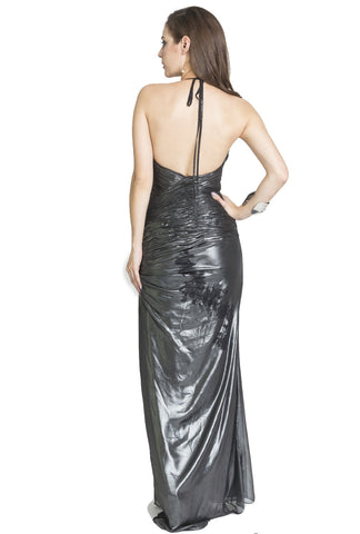 Gunmetal Dress