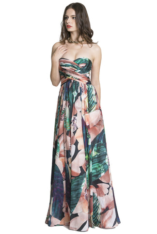 Juno Strapless Dress