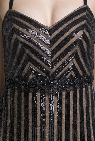 Old Hollywood Gown