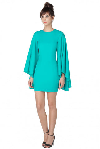 Paradox Full Sleeve Mini Dress
