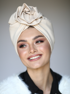 Leopard Head Wrap Turban