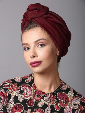Burdungy Flower turban