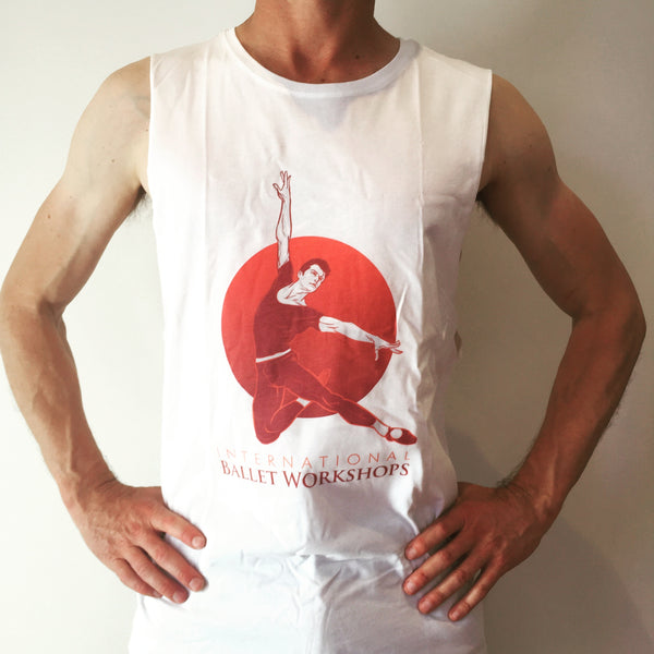 Male Dancer Singlet (Adult Sizes)