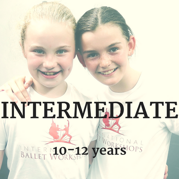 PERTH: SUMMER 2019: INTERMEDIATE (3 days)