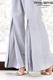 Grey Gharara Trousers