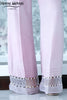Pink Embellished Trousers