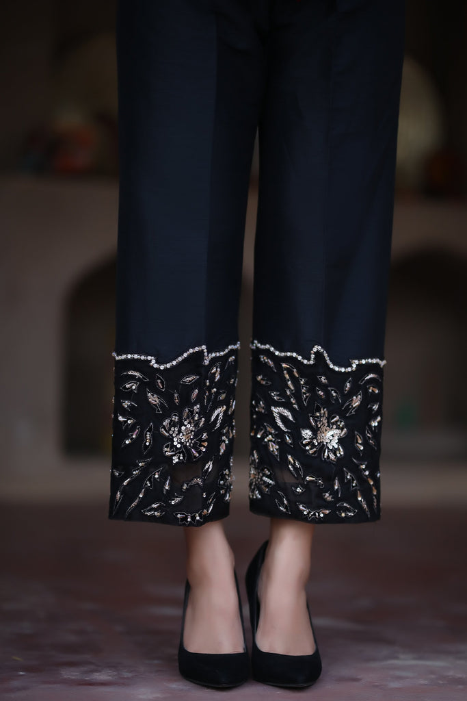 Night Star Trousers - Henna Mehndi
