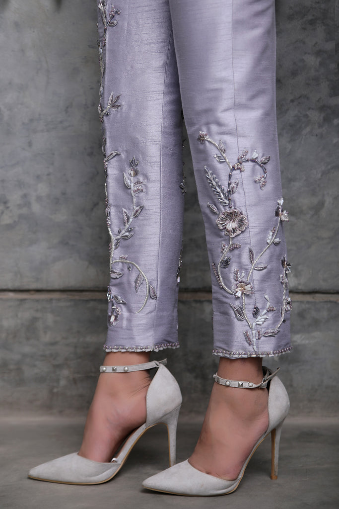 Lavender Trousers