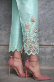 Allure Trousers - Henna Mehndi