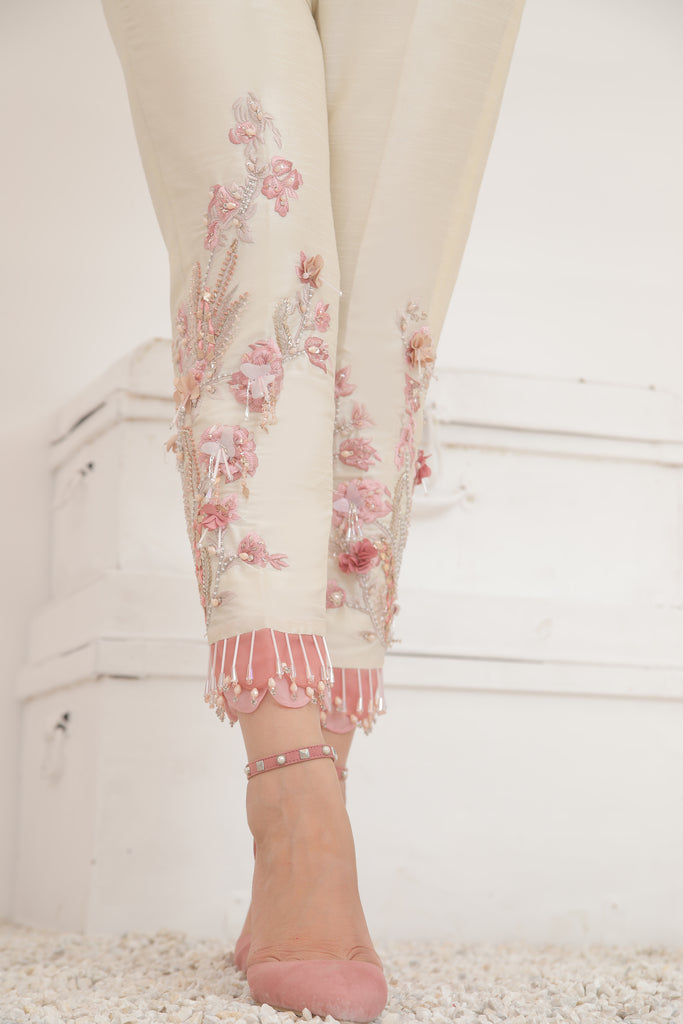 French Rose Trousers