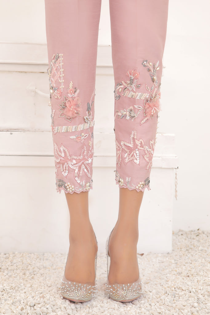 Lilac Luxury Trousers