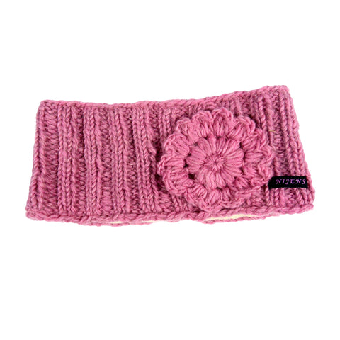 Headband wool Rosa Nijens photo