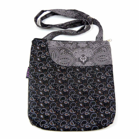 NijensBali bag braun for women