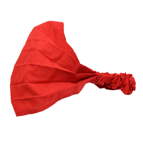 Nijens Bandana Red Cotton