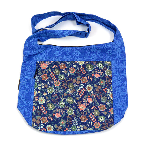 NijensBig Shopper Blau Mix