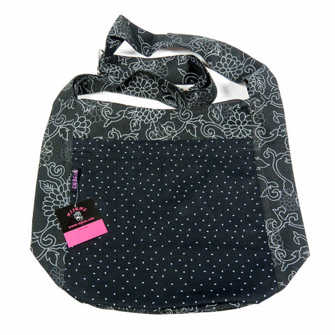 Tasche NijensBig Shopper Black-607