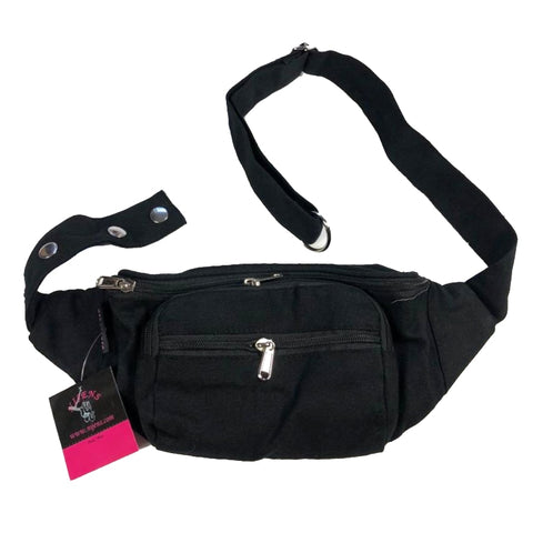 Bum-Bag dog lovers Nijens-Torino Black