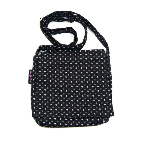 Shoulder bag NijensChoto - Black Mix