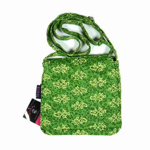 Shoulder bag Nijens Lime