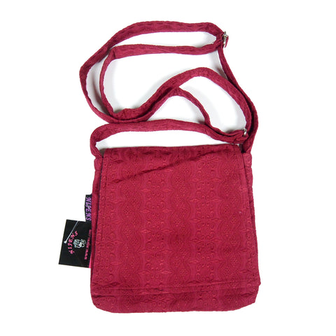Bag NijensChoto-52 wine red