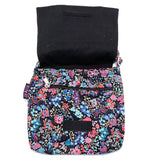 Shoulder bag NijensChoto flower pattern