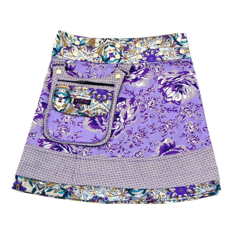 Children's skirt NijensHonee Slim-2 - lavender