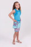 Children's skirt NijensHonee Slim-8 - roses