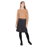 NijensTrufflin Tweed Long-12 Wickelrock S-XL