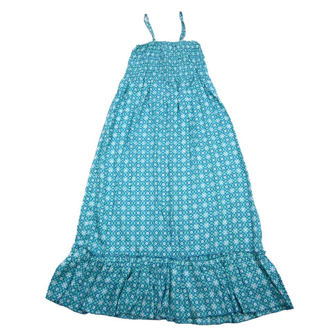 Children's dress Nijens Mini-Jaipura sky blue