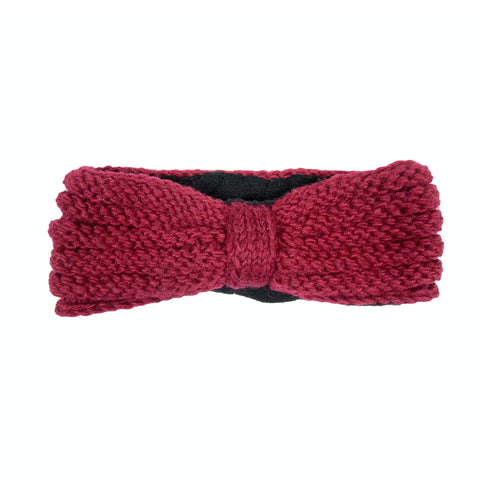 Headband NijensLiron 29 wine red