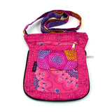 Nijens shoulder bag cotton pink